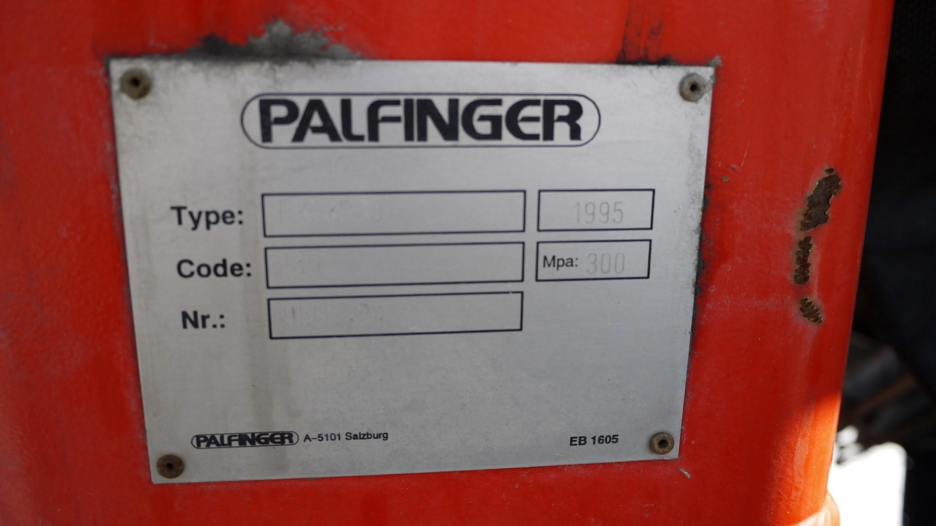 Detail photo of 1995 Palfinger PK13000 from Construction Equipment Guide