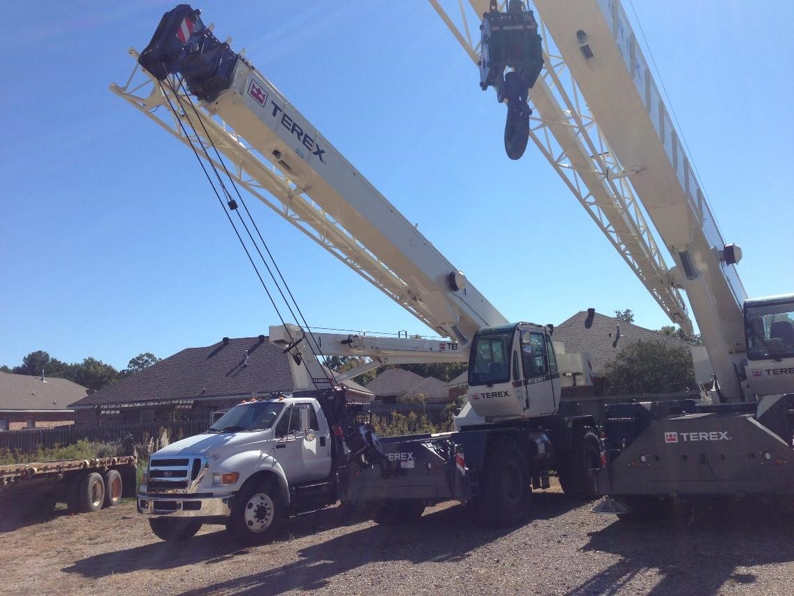 Detail photo of 2013 Terex RT 230-1 from Construction Equipment Guide