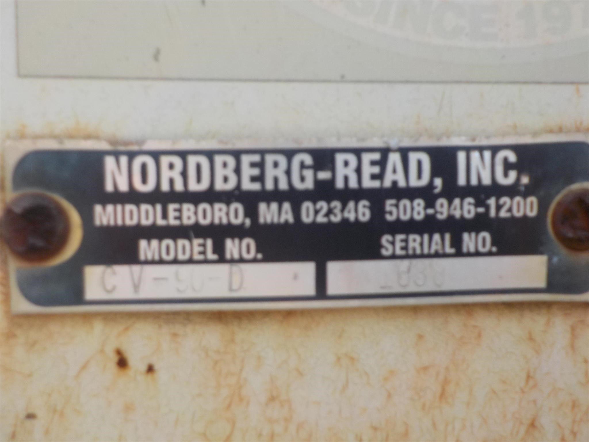 Detail photo of  Nordberg CV90D from Construction Equipment Guide