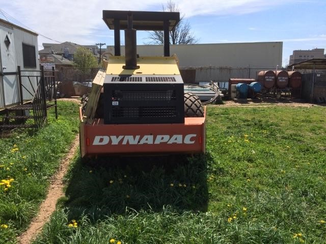 Detail photo of  Dynapac CA250D from Construction Equipment Guide