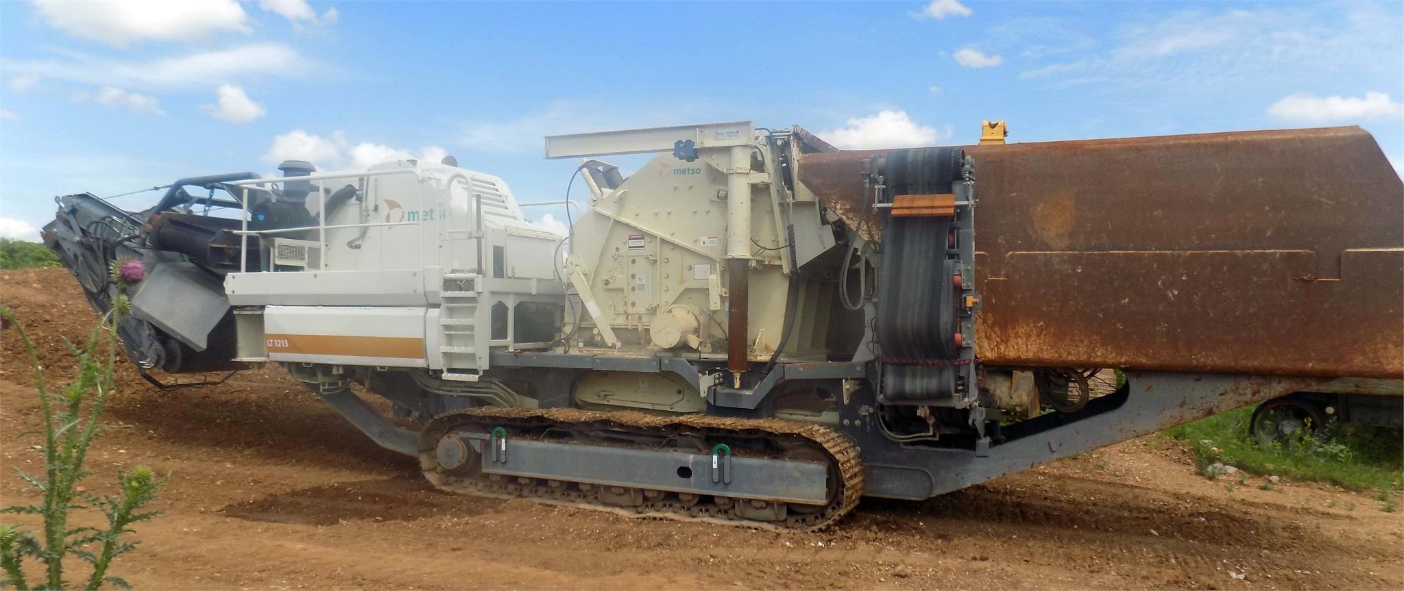 Detail photo of 2008 Metso LT1213 from Construction Equipment Guide