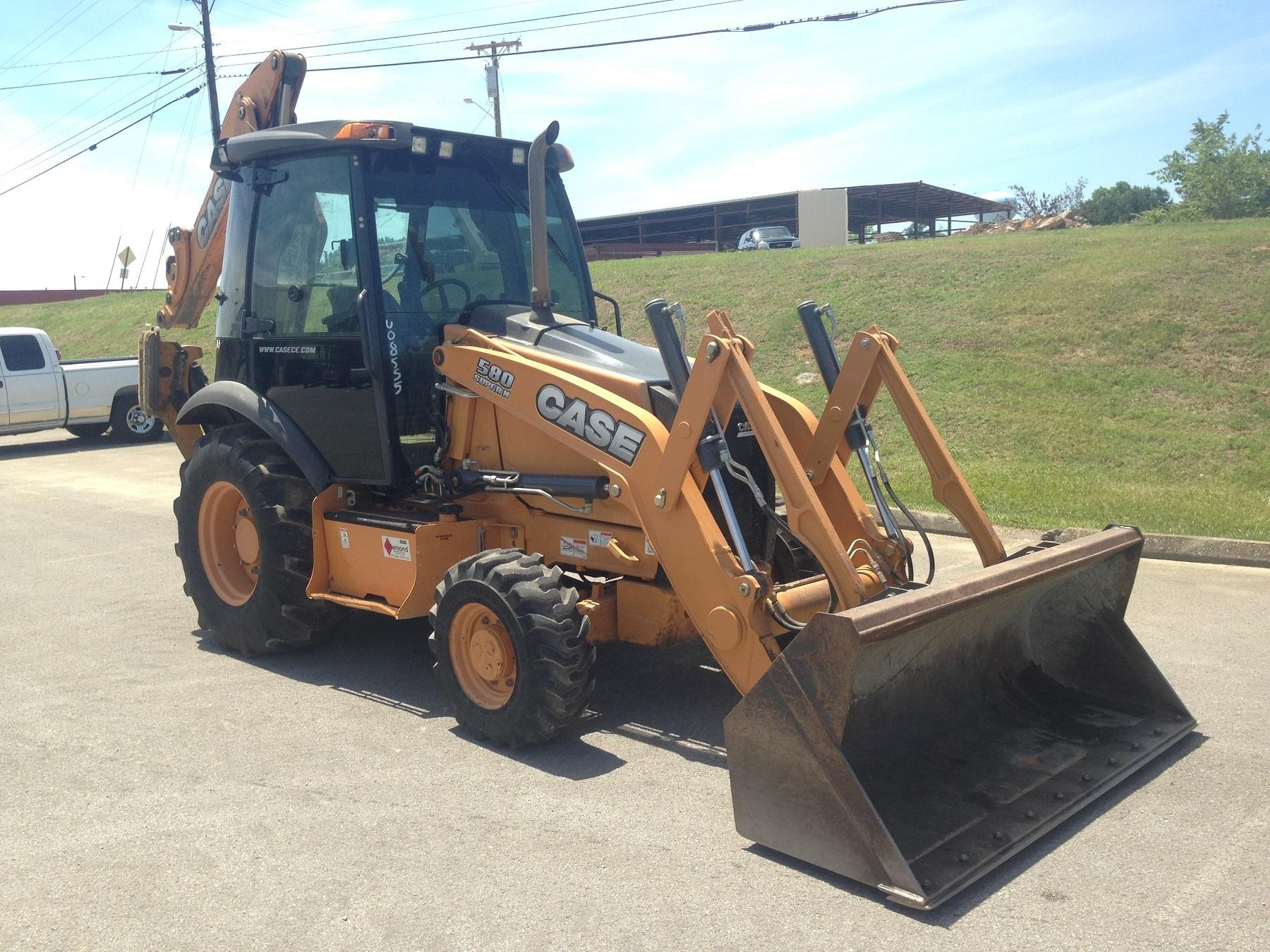 Detail photo of 2012 Case 580 SN from Construction Equipment Guide