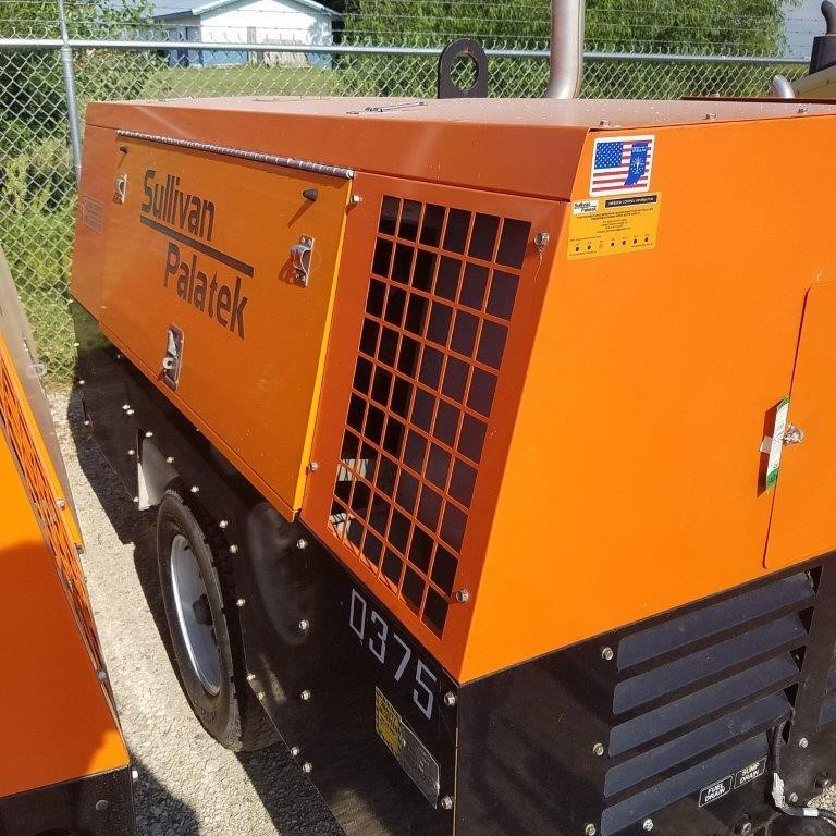 Detail photo of 2014 Sullivan-Palatek DF375PDJD from Construction Equipment Guide