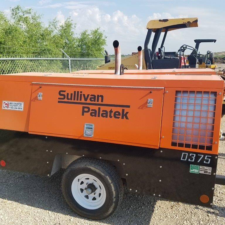 Detail photo of 2015 Sullivan-Palatek DF375PDJD from Construction Equipment Guide