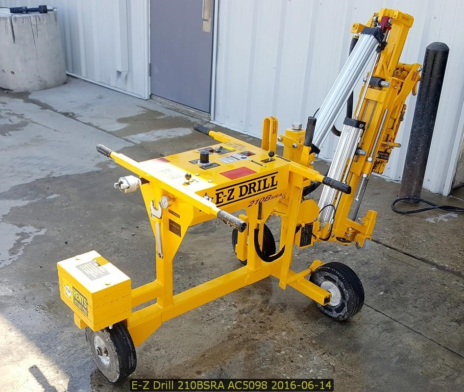 Detail photo of 2016 E-Z Drill 210BSRA from Construction Equipment Guide