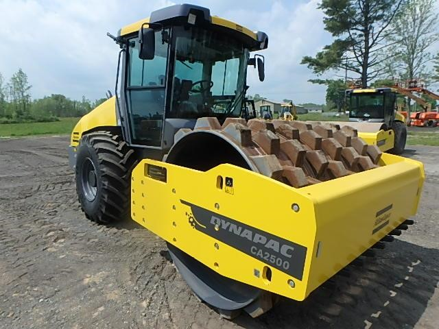 Detail photo of 2015 Dynapac CA2500PD from Construction Equipment Guide