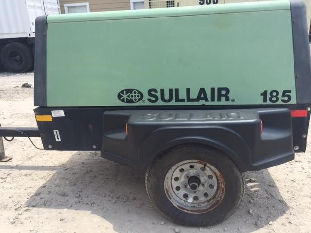 Detail photo of 2008 Sullair 185CFM from Construction Equipment Guide