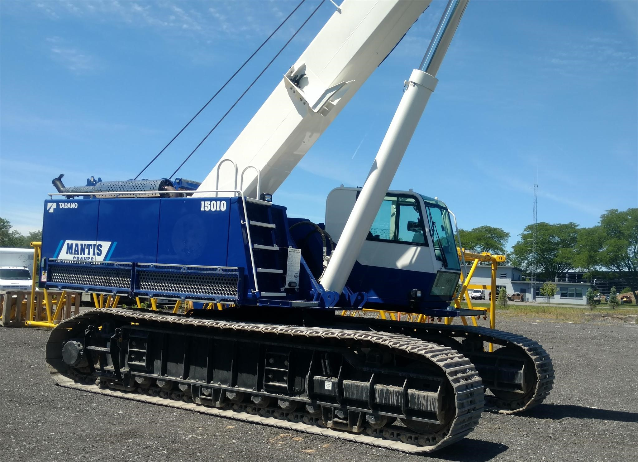 Detail photo of 2014 Mantis 15010 from Construction Equipment Guide