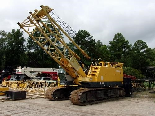 Detail photo of 2006 Kobelco CK850 from Construction Equipment Guide