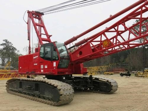 Detail photo of 2008 Manitowoc 12000 from Construction Equipment Guide