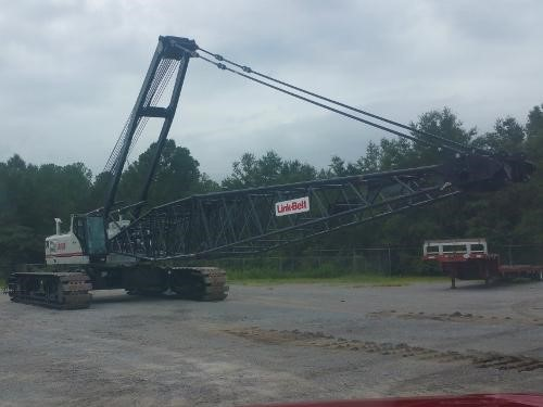 Detail photo of 2007 Link-Belt LS-248H V from Construction Equipment Guide