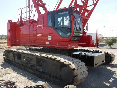 Detail photo of 2011 Manitowoc 11000-1 from Construction Equipment Guide