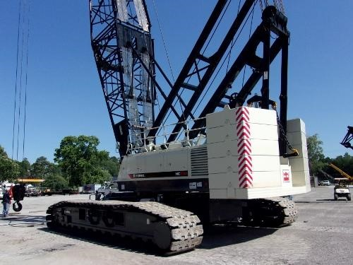 Detail photo of 2016 Terex LRT230E from Construction Equipment Guide
