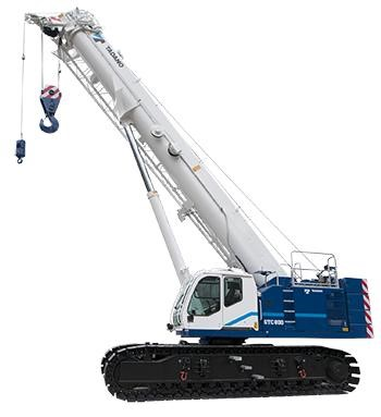 Detail photo of 2017 Tadano GTC800 from Construction Equipment Guide