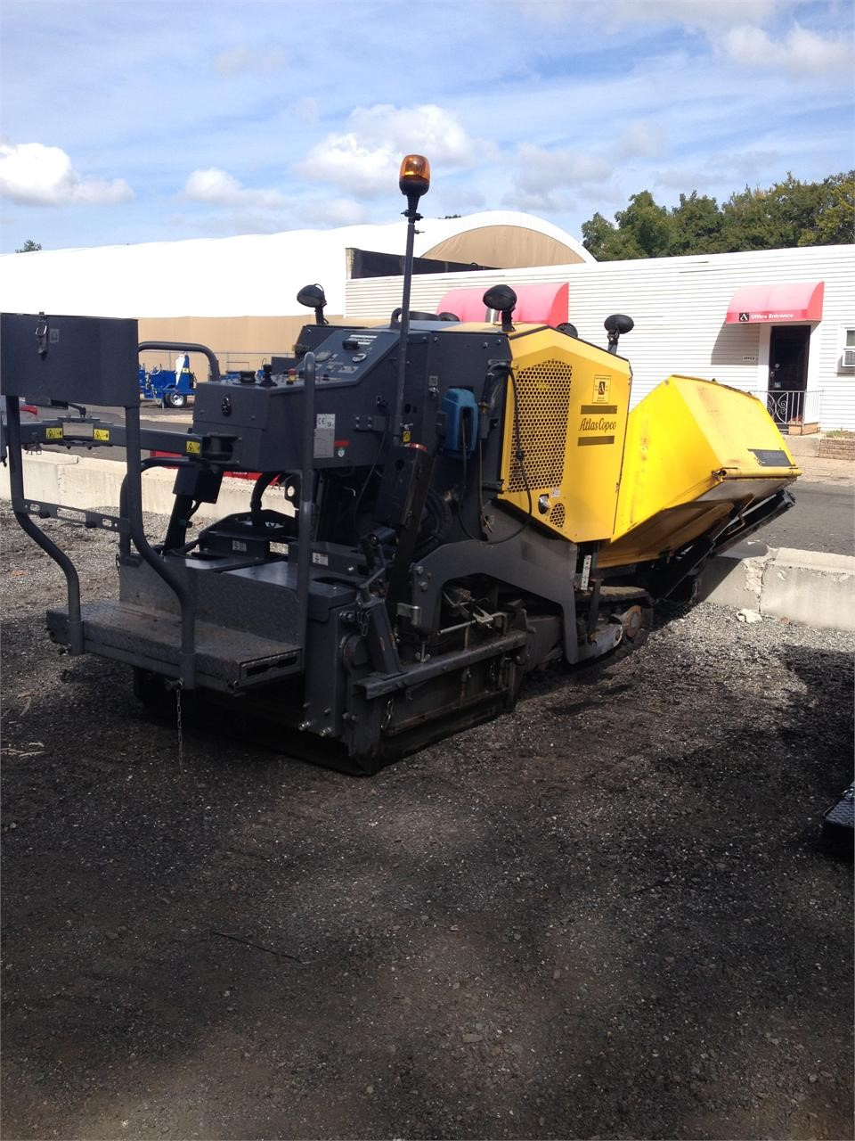 Detail photo of 2016 Atlas Copco F1200 from Construction Equipment Guide