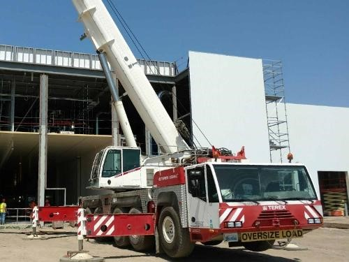 Detail photo of 2005 Terex AC 140 from Construction Equipment Guide