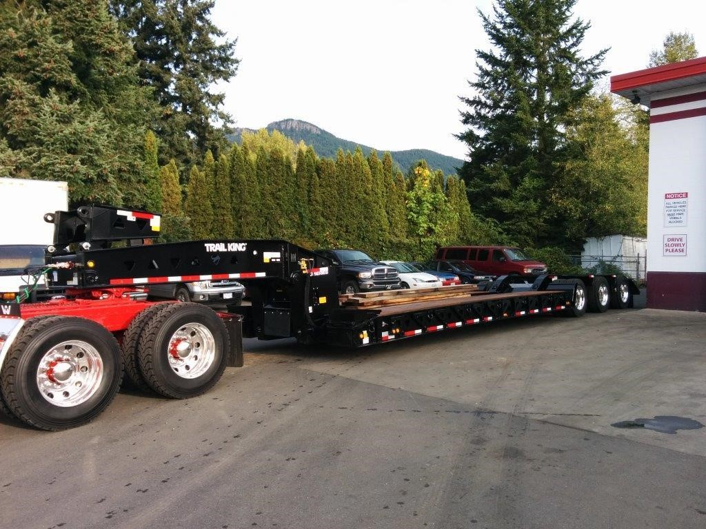 Summary Trail King Trailers For Sale 932 Listings Truckpaper Trailer Wiring Diagram Truckpapercom 2016