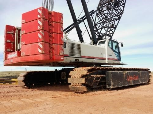 Detail photo of 2011 Link-Belt LS-248H V from Construction Equipment Guide