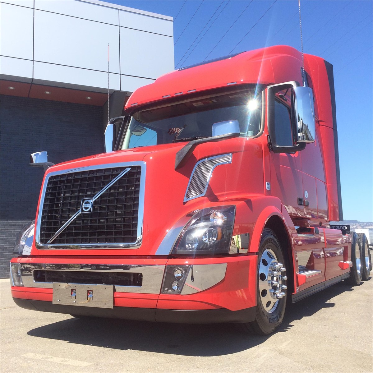 Volvo 780 Trucks For Sale: 2017 VOLVO VNL64T670 For Sale