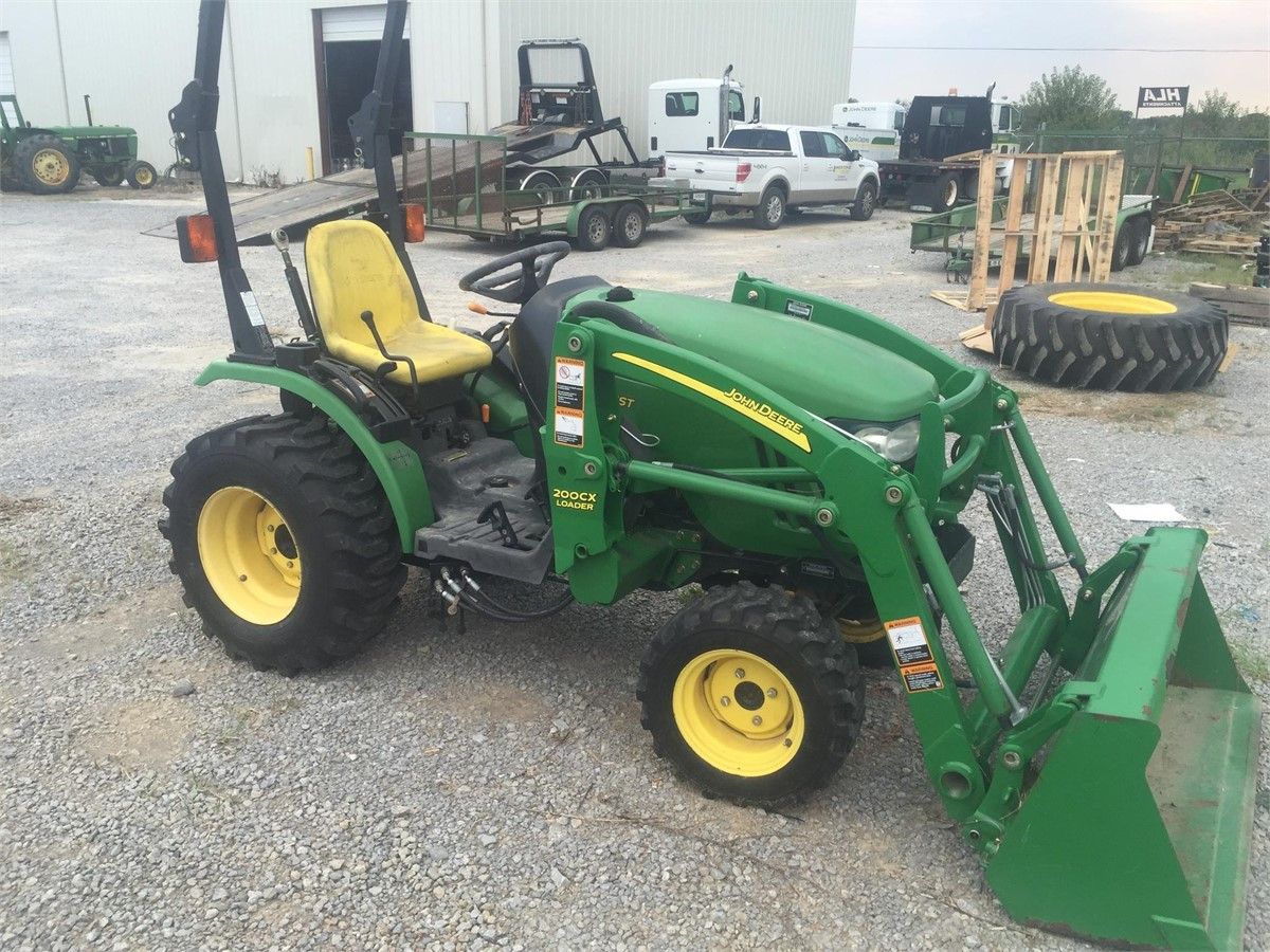 2007 john deere 2320 for sale. Black Bedroom Furniture Sets. Home Design Ideas