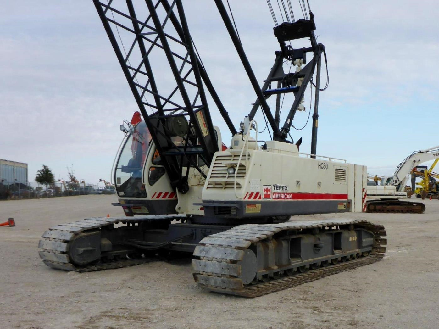 Detail photo of 2008 Terex HC80 from Construction Equipment Guide