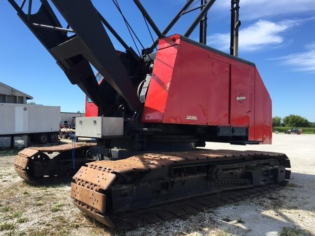 Detail photo of 1963 Manitowoc 3900 from Construction Equipment Guide