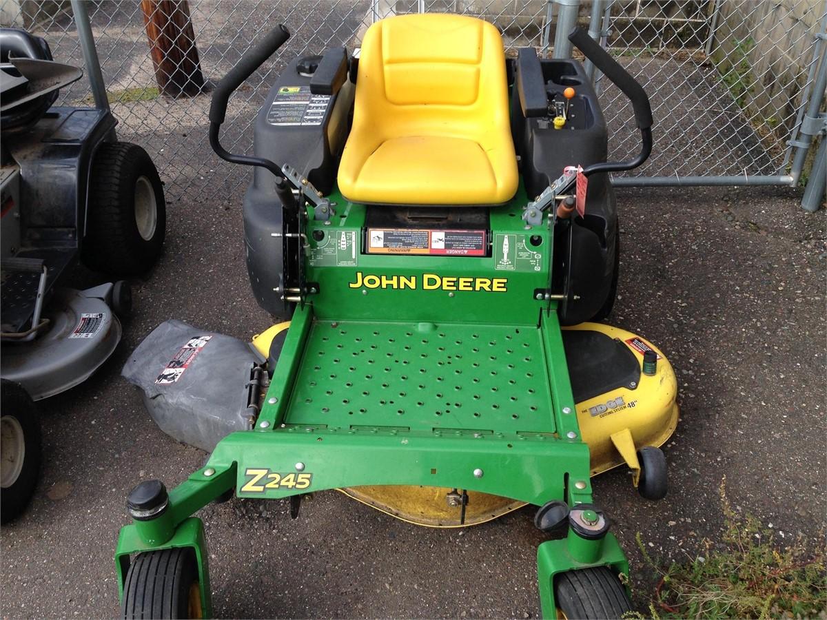 John Deere 245 Excavator Specs : Tractorhouse john deere z for sale