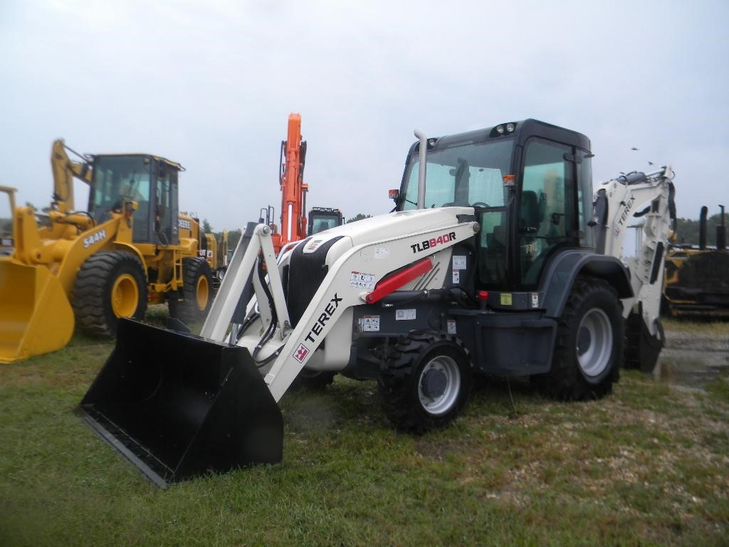 Detail photo of 2015 Terex TLB840R from Construction Equipment Guide
