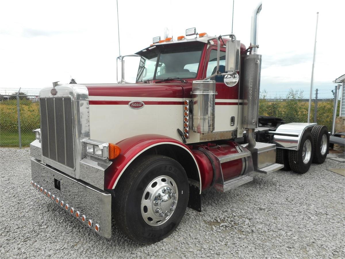 truck paper peterbilt 379
