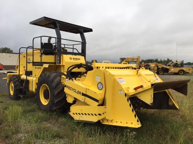 Detail photo of 2016 Bomag MPH364R-2 from Construction Equipment Guide