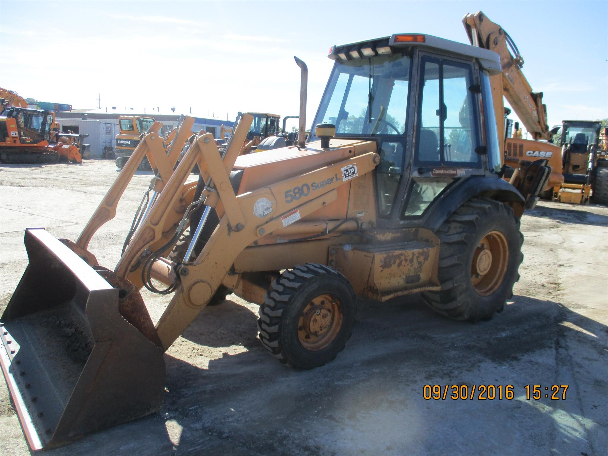 Detail photo of 1998 Case 580 SL from Construction Equipment Guide