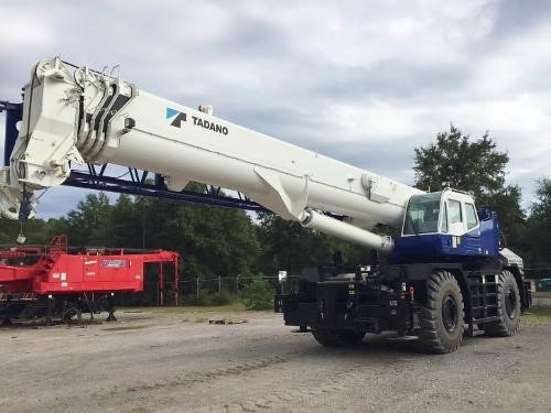 Detail photo of 2015 Tadano GR-1000XL-2 from Construction Equipment Guide