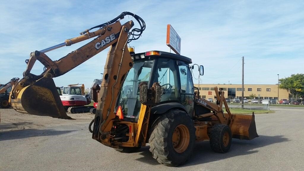 Detail photo of 2006 Case 590 SM from Construction Equipment Guide