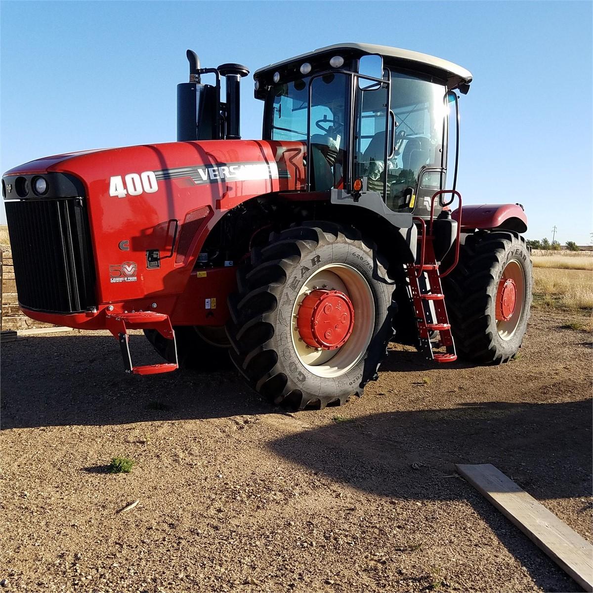 Farm Equipment For Sales: VERSATILE 400 For Sale