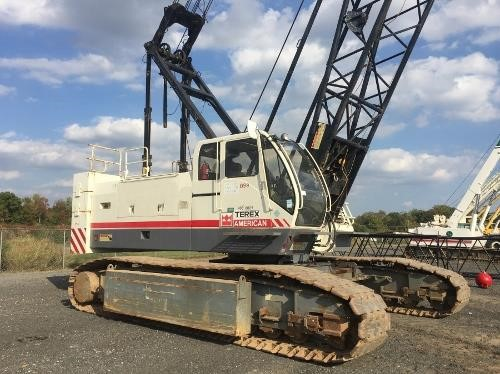 Detail photo of 2007 Terex HC 110 from Construction Equipment Guide