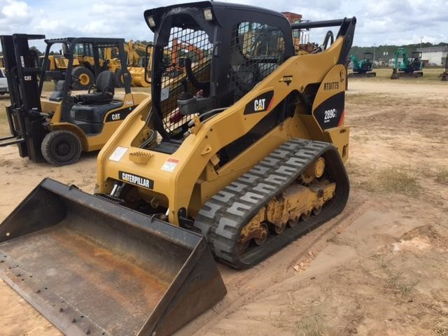 Detail photo of 2013 Caterpillar 289C II from Construction Equipment Guide