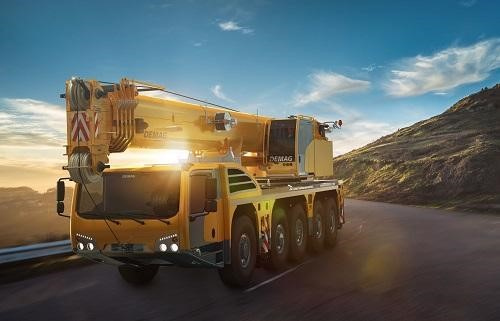 Detail photo of 2017 Demag AC130-5 from Construction Equipment Guide