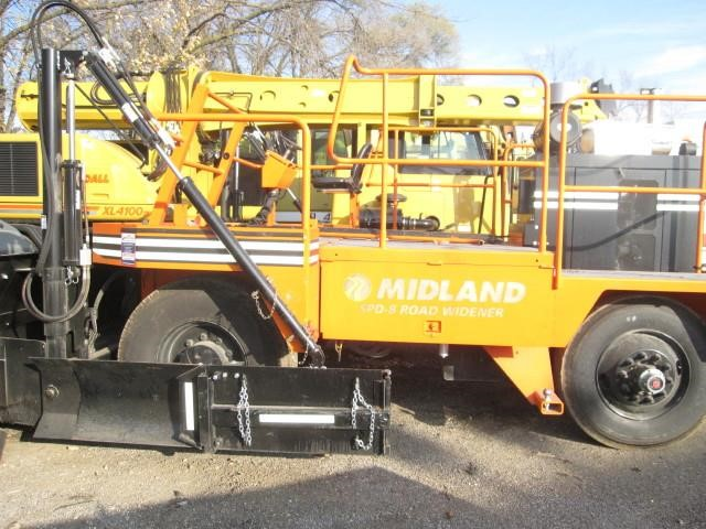 Detail photo of 2016 Midland SPD8 from Construction Equipment Guide