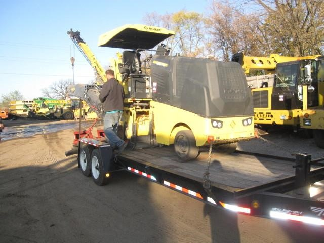 Detail photo of 2016 Bomag BM600/15 from Construction Equipment Guide