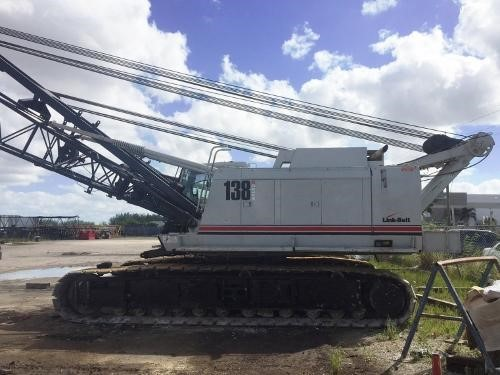 Detail photo of 2005 Link-Belt LS-138H V from Construction Equipment Guide