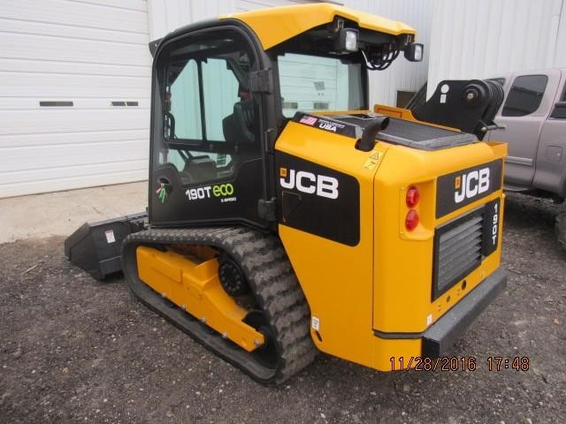 Detail photo of 2017 JCB 190T from Construction Equipment Guide
