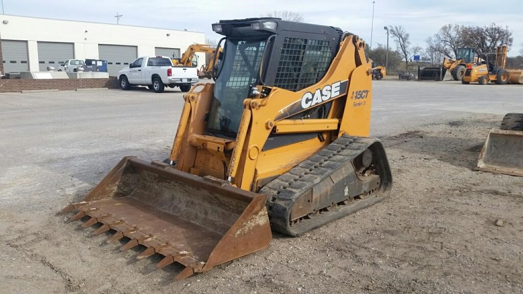 Detail photo of 2008 Case 445CT-3 from Construction Equipment Guide