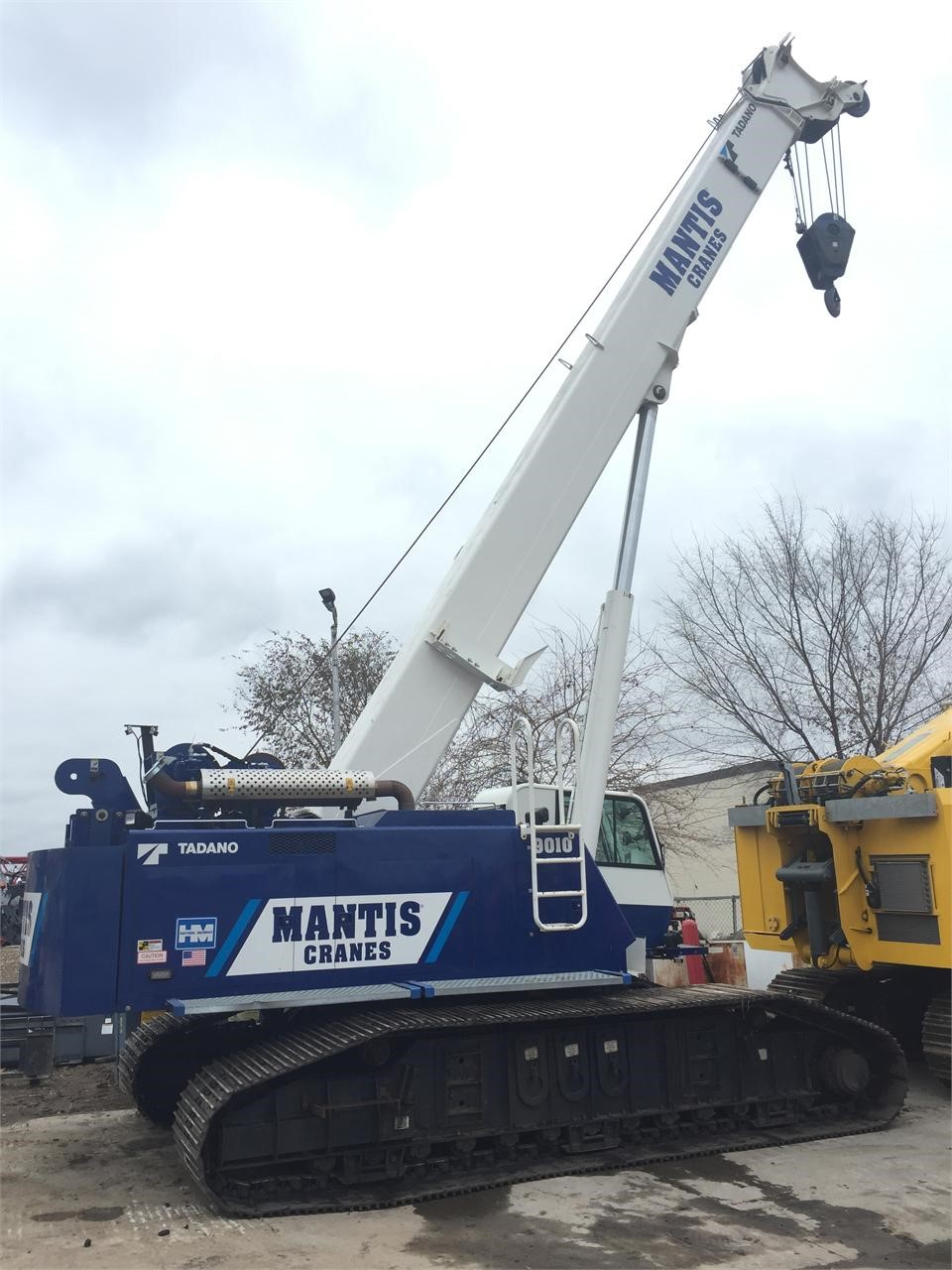 Detail photo of 2014 Mantis 9010 from Construction Equipment Guide