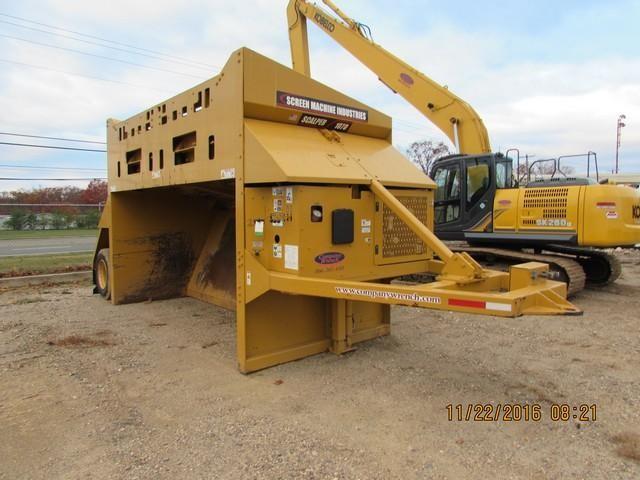 Detail photo of 2014 Screen Machine SCALPER 107D from Construction Equipment Guide