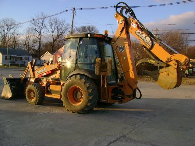 Detail photo of 2016 Case 590 SN from Construction Equipment Guide