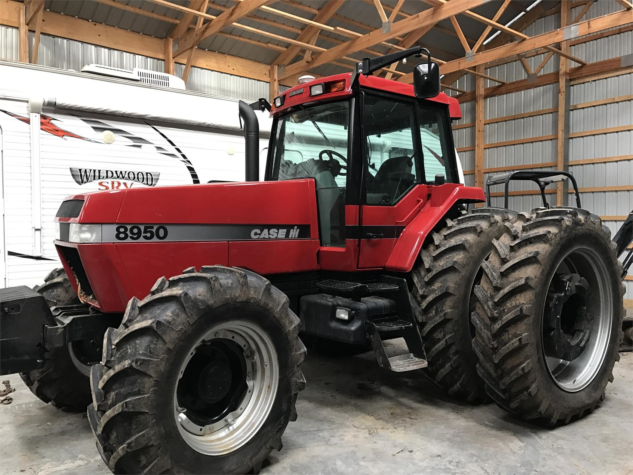 Detail photo of 1998 Case IH 8950 from Construction Equipment Guide