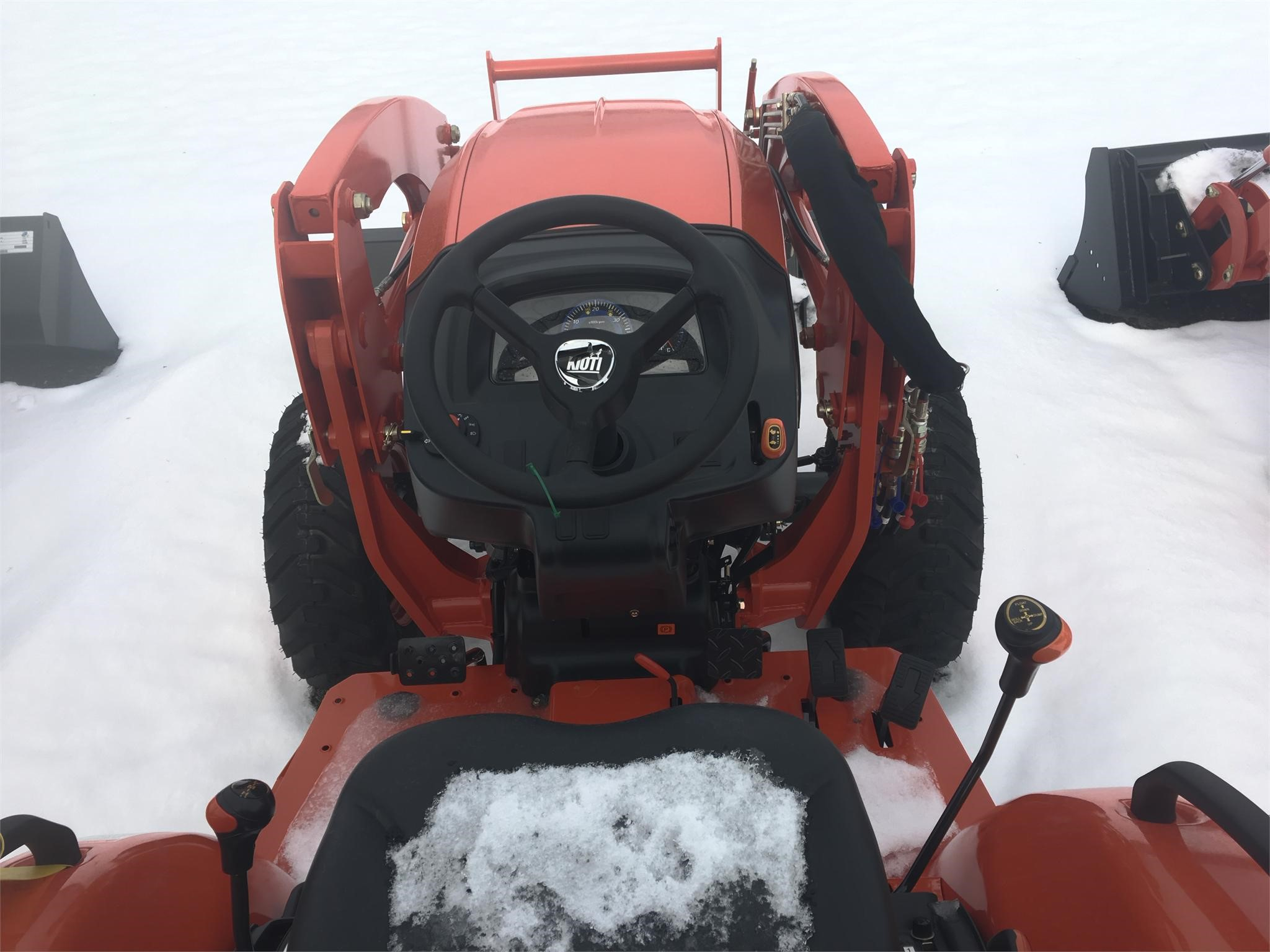 Detail photo of 2016 KIOTI CK2610HST from Construction Equipment Guide