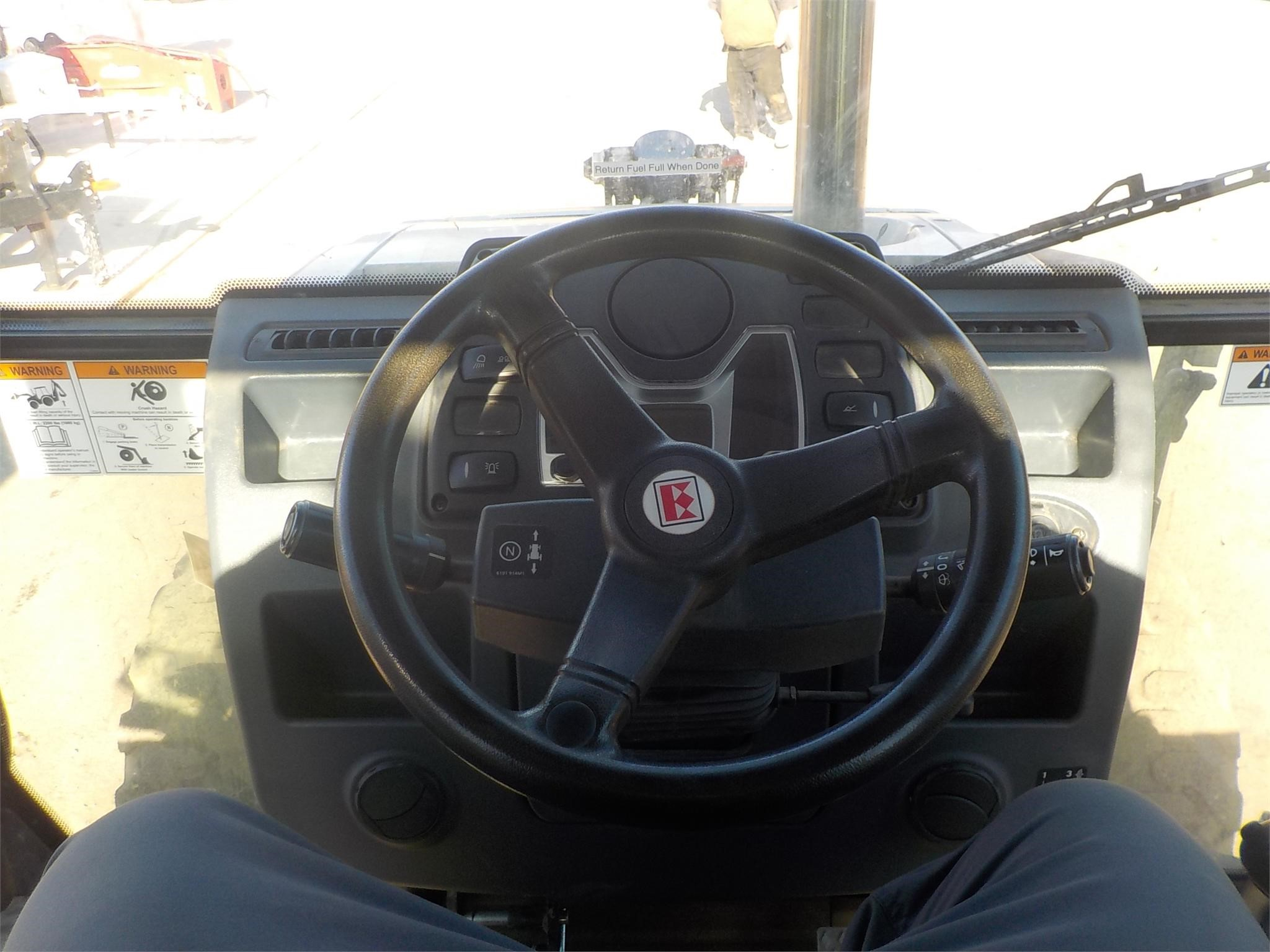 Detail photo of 2014 Terex TLB840 from Construction Equipment Guide