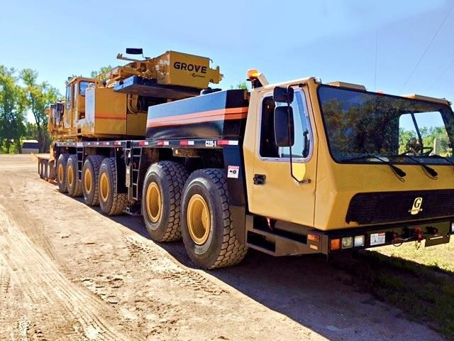 Detail photo of 2000 Grove GMK6220 from Construction Equipment Guide