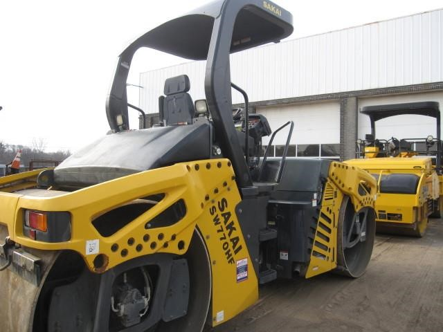 Detail photo of 2016 Sakai SW770HF from Construction Equipment Guide